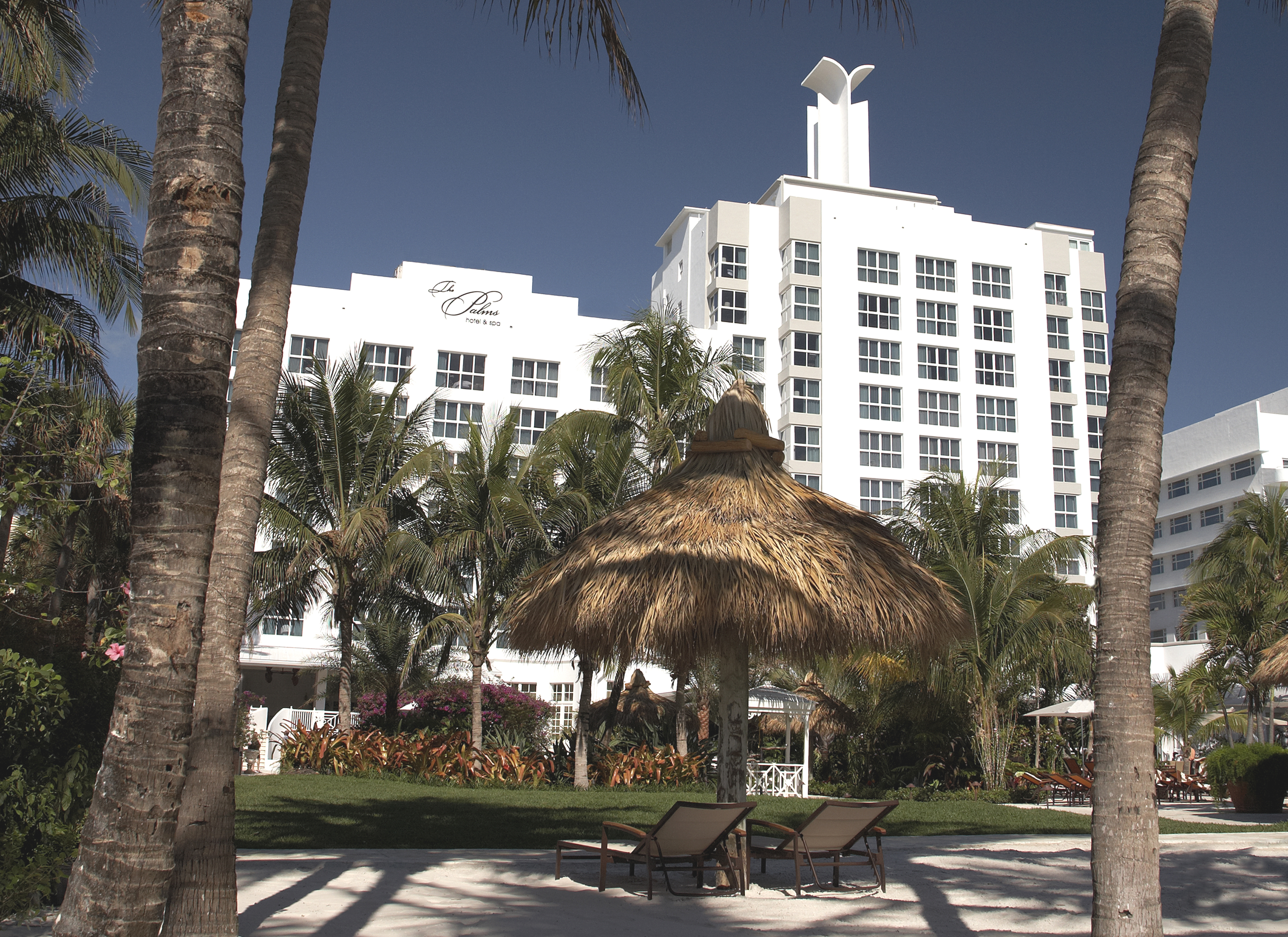 The Palms hotell